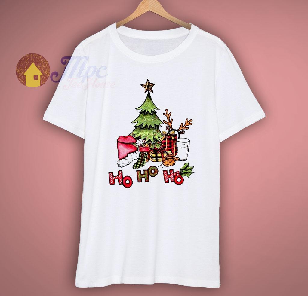 Cute Christmas Tree T Shirt