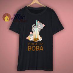 Cute Kittens Boba T Shirt