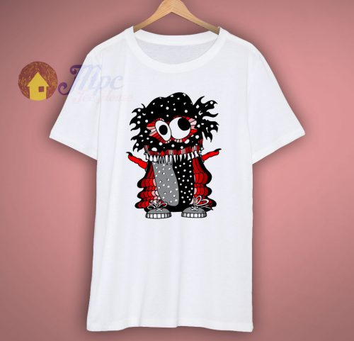 Cute Tongue Monster Funny T Shirt