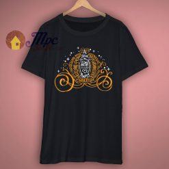 Disney Cinderella Halloween Pumpkin T Shirt