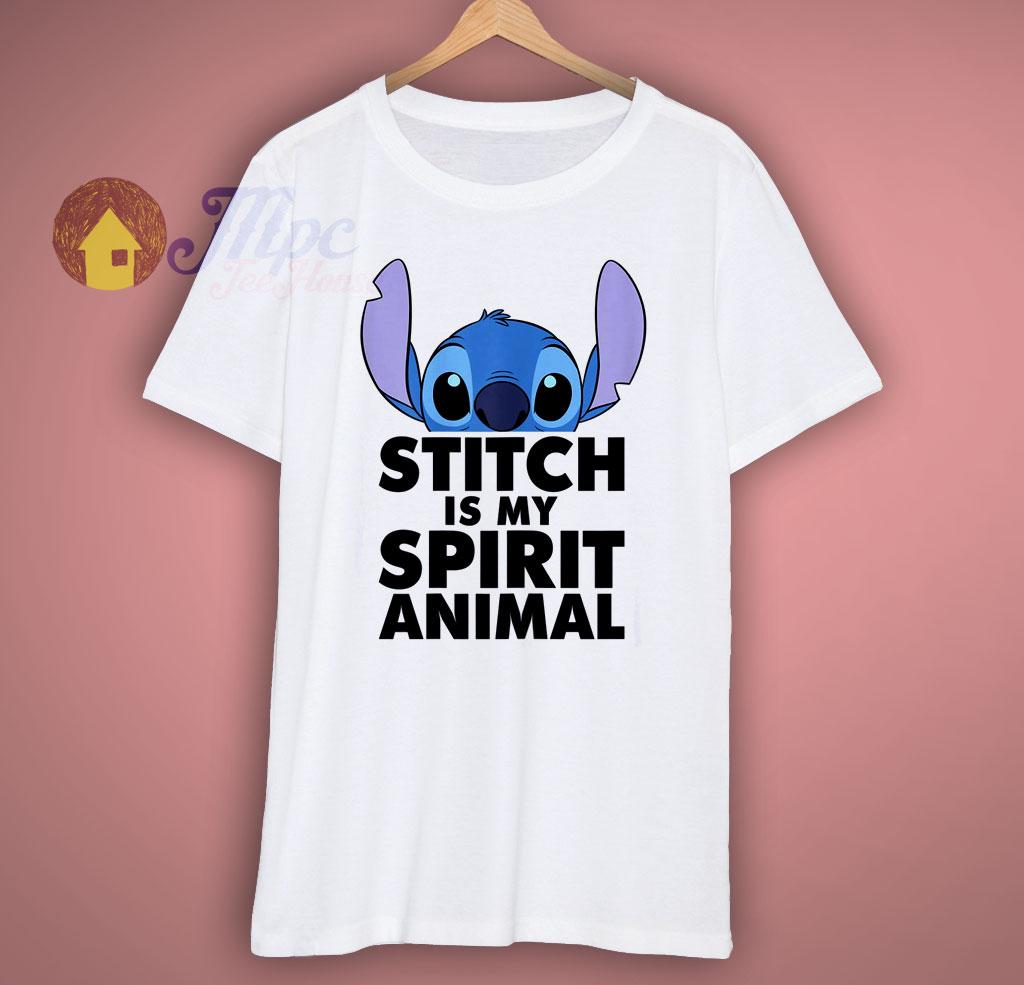 Disney Lilo and Stitch Spirit Animal T Shirt