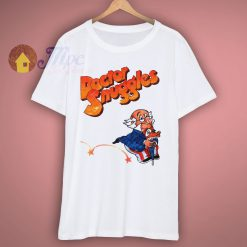 Doctor Snuggles Retro Vintage Funny T Shirt
