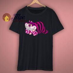 Evil Cheshire Cat T shirt