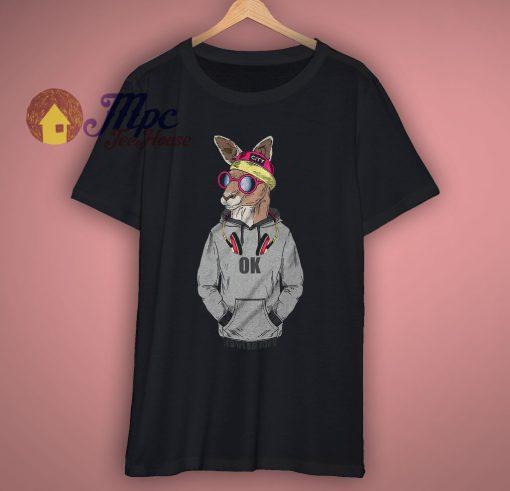 Kangaroo Animal Funny T Shirt