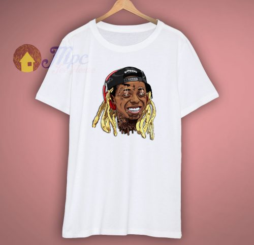 Lil Wayne Graphic Art T Shirt
