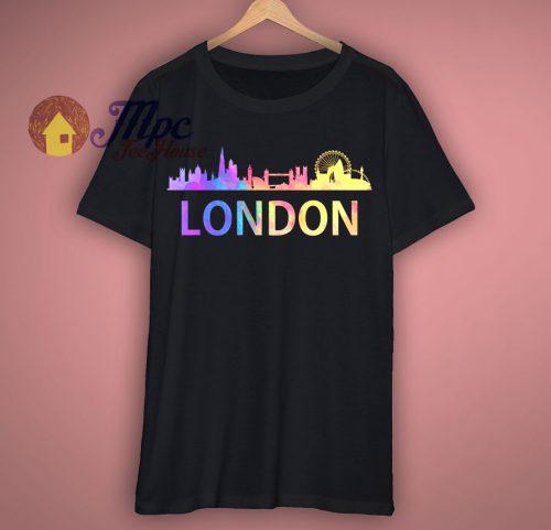 London Skyline T Shirt