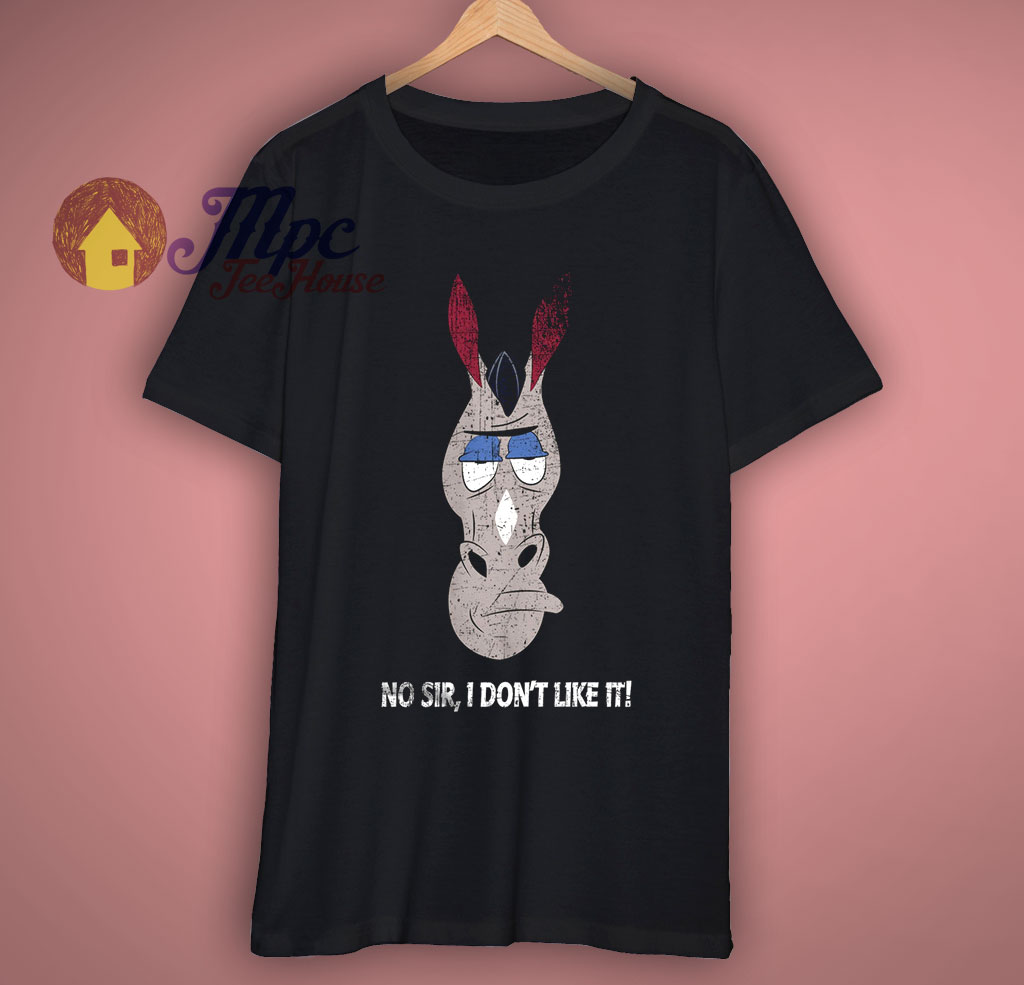 Mr Horse Ren and Stimpy Funny T Shirt