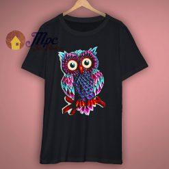 Owl Cute Graphic T Shirt