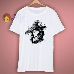 Pretty Witch Graphic T Shirt