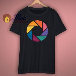Retro Photography T Shirt