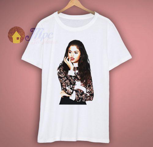 Selena Gomez Tee Stylish Music T Shirt