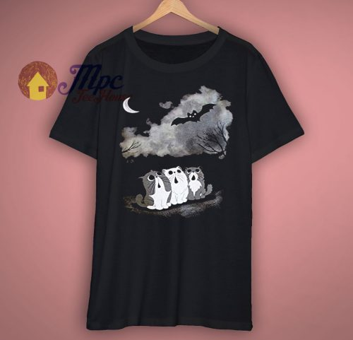 Soft and Comfortable Cat T Shirt
