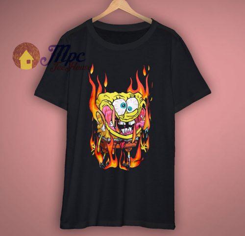 SpongeBob Awesome T Shirt