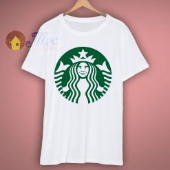 Starbeans Coffee Funny T Shirt