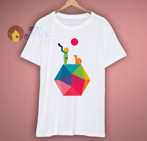 The Little Prince Art Funny T Shirt