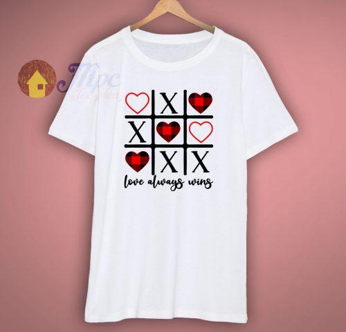 Valentines Day Love T Shirt