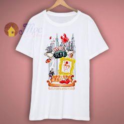 Watercolor Clip Art T Shirt