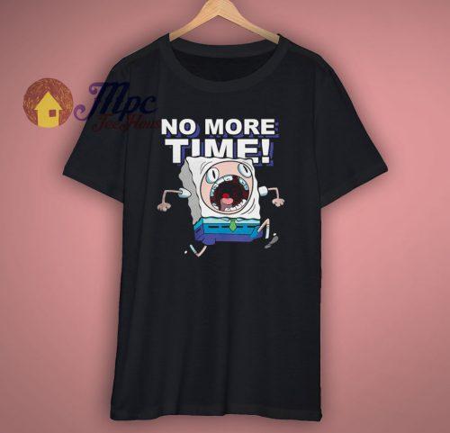 Adventure Time Finn Funny T Shirt