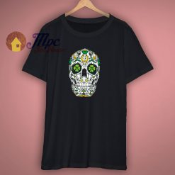 Awesome Sugar Skull T Shirt