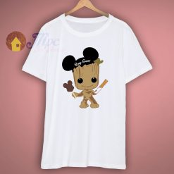 Baby Groot Cute Disney T Shirt