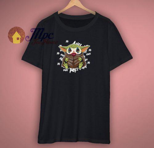 Baby Yoda Joker T Shirt
