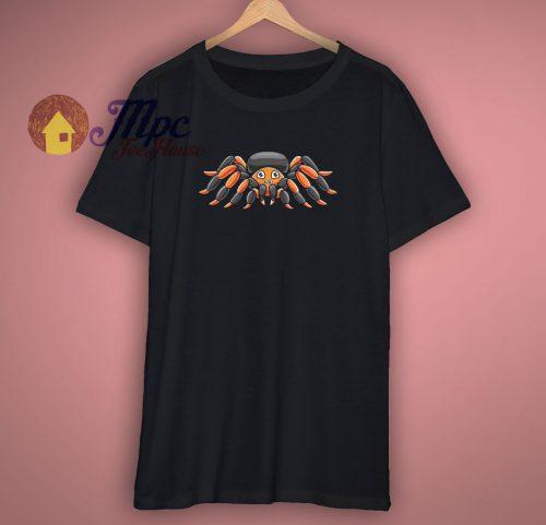 Cartoon Tarantula T Shirt