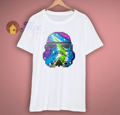 Colorful Stormtrooper Funny T Shirt