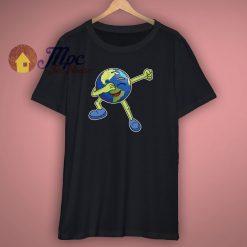 Dabbing Earth Environmentalist T Shirt