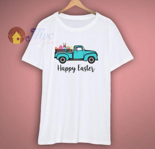 Easter Truck Cute T Shirt