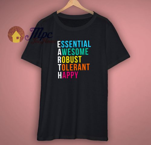 Environmental Global Warming T Shirt