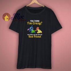 Funny Best Friend Stitch T Shirt