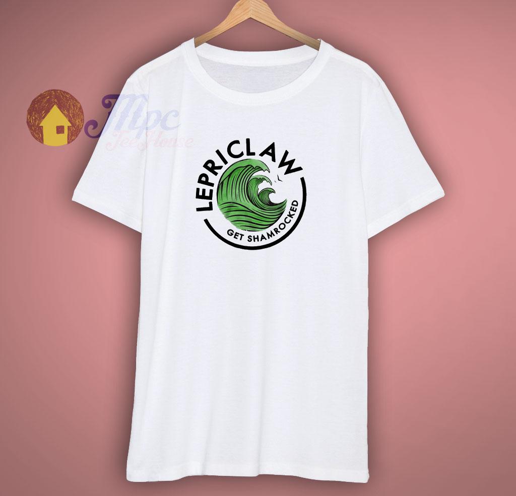 Get Shamrocked St Pats Day T Shirt