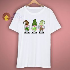 Gnome Saint Patricks Day T Shirt