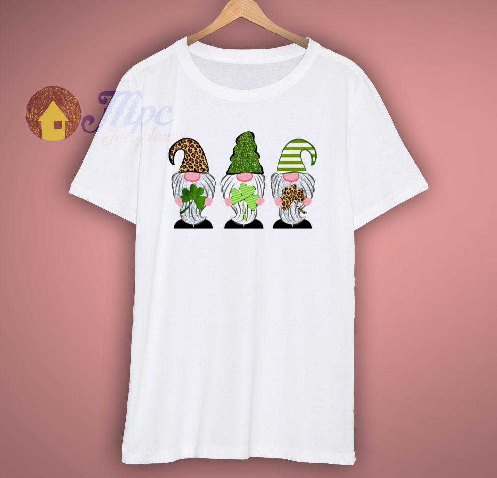 Gnome Saint Patricks Day T Shirt