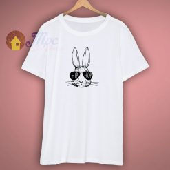 Hip Hop Bunny Cute T Shirt