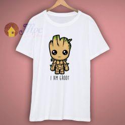 I Am Groot Funny T Shirt