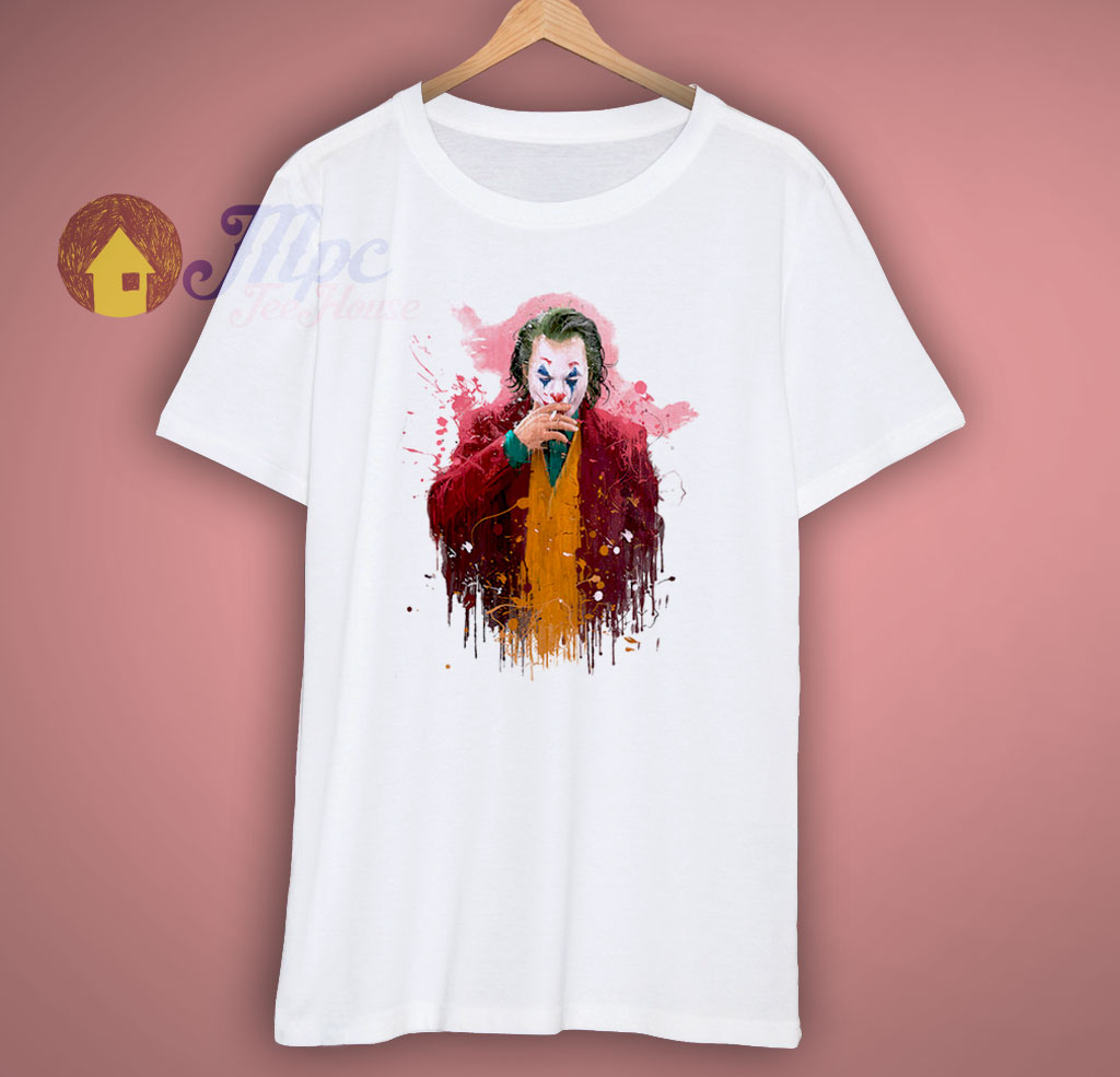 Joker Movie Art Graphic T Shirt