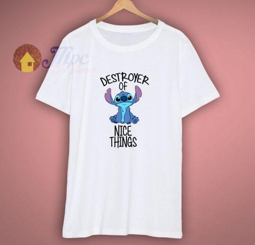 Lilo And Stitch Disney T Shirt