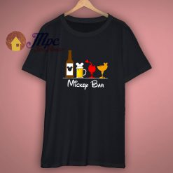 Mickey Bar Disney T Shirt