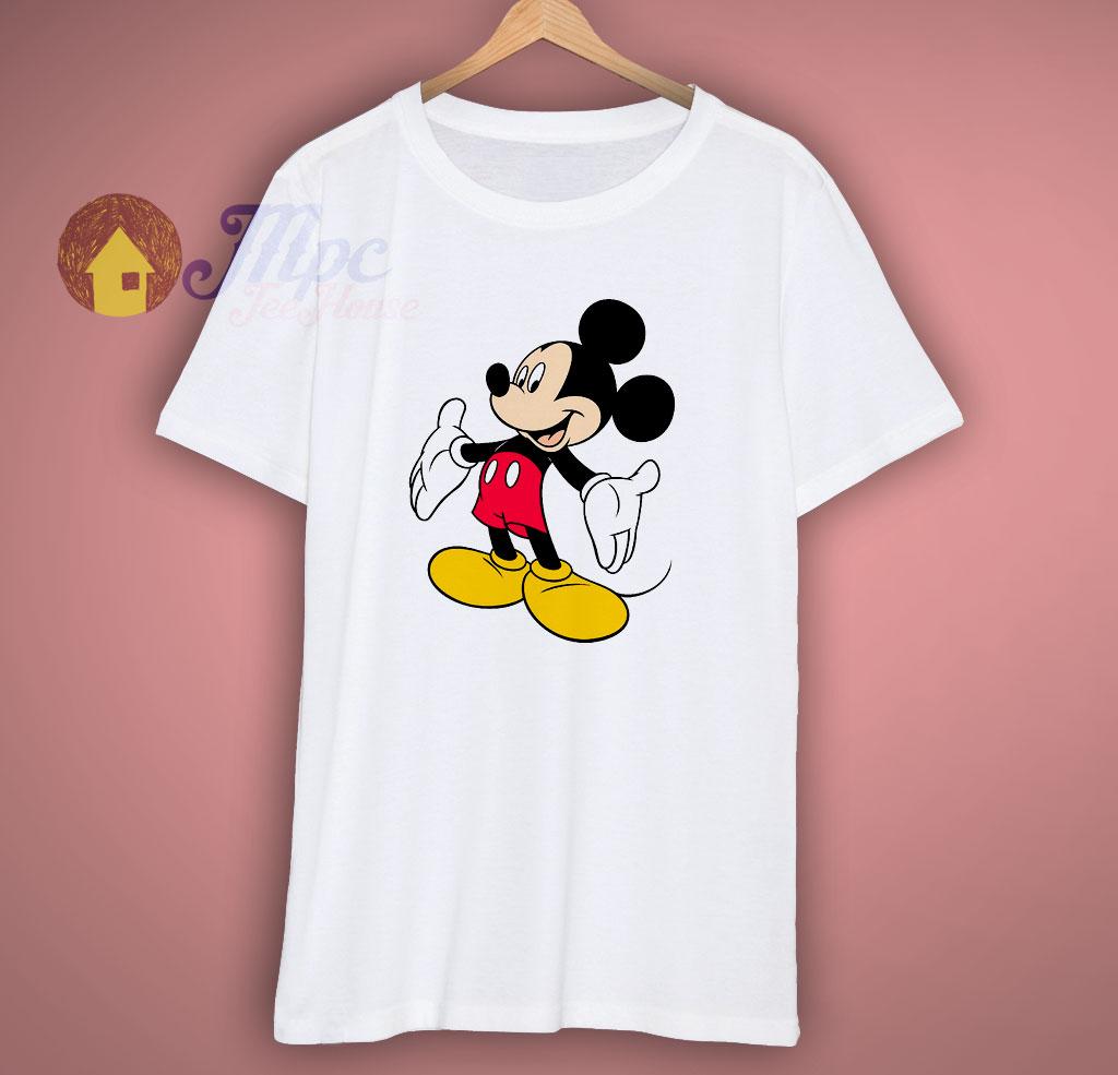 Mickey Mouse Disney T Shirt