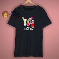 Minnie Bar Disney T Shirt