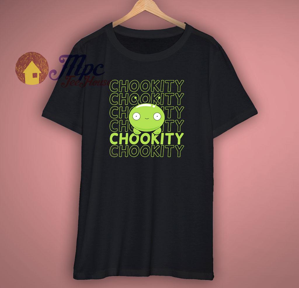 Mooncake Chookity Funny T Shirt