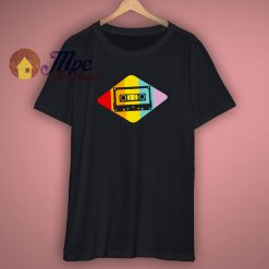 Music Cassette Tape T Shirt