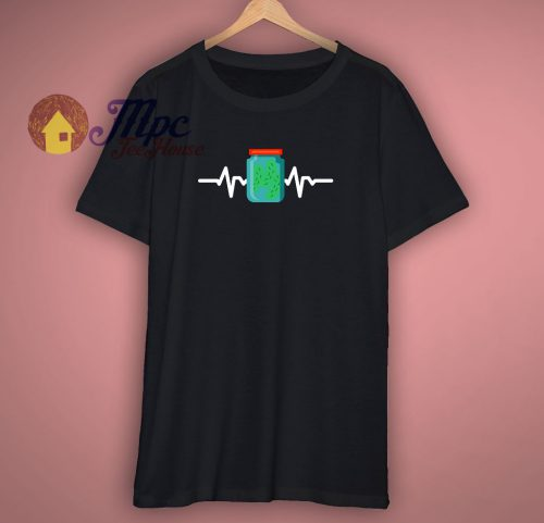 Pickle Jar Heartbeat T Shirt