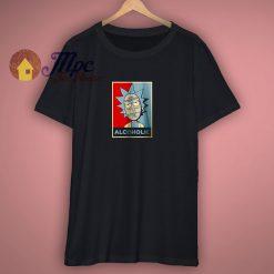 Rick and Morty Gift T Shirt