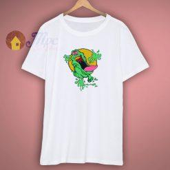 Slimer Cartoon Funny T Shirt