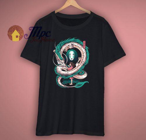 Spirited Away Original Art T Shirt