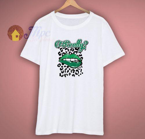 St Patricks Day Kiss T Shirt