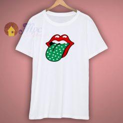 St Pattys Lip T Shirt