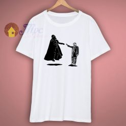 Star Wars Inspired Donald Trump Funny T Shirt